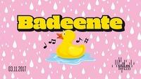 Badeente - Das November Special