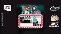 Marco Wagner & Dave Brown live