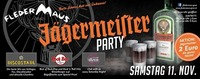 Jägermeister Party!@Fledermaus Graz