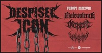 Despised Icon / Malevolence / Archspire / Vulvodynia@Arena Wien
