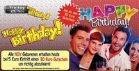 Birthday Celebration Party!