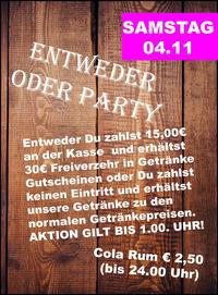 Entweder Oder Party