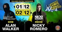 Winter Opening Ratschings w/ Alan Walker + Nicky Romero