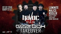 Havoc Raw: Gearbox Takeover