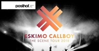 Eskimo Callboy: The Scene Tour 2018 - Posthof Linz