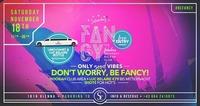 FANCY x Be Fancy x 14/10/17