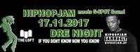 HIP HOP JAM/ Dre's Chronic Night@The Loft