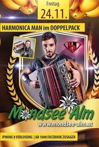 Harmonica Man im Doppelpack