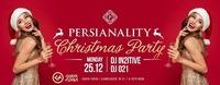 Persianality - Christmas Special in CHAYA FUERA / MO 25.DEZ 2017