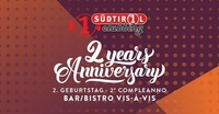 2 years Anniversary@ Bar/Bistro Vis à Vis