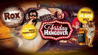 Friday Hangover mit Alan