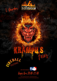 Krampus Fireball Party/DJ One