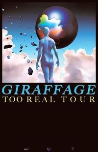 Giraffage + Hotel Garuda