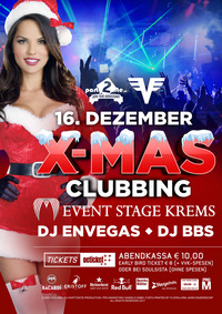 X-Mas Clubbing@Event Stage Krems