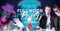 Full Moon Party mit Coverrun