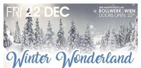 Students' Night   22.12.2017 - Winter Wonderland