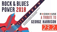 Rock & Blues Power 2018 / A Tribute To George Harrison