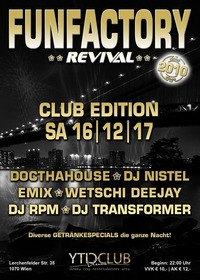 FUNFACTORY Revival || Club Edition