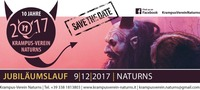 Jubiläumlauf des Krampus-Verein Naturns