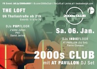 2000s Club mit AT PAVILLON DJ-Set!@The Loft