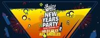 Juicy Crew - New Years Party 31.12 - Aux Gazelles