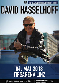 David Hasselhoff live@Tips Arena Linz