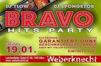 BRAVO Hits Party at Weberknecht / 19.01.2018