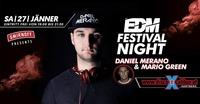 EDM Festival Night mit Daniel Merano