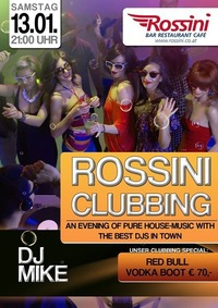 Rossini Clubbing@Mambo