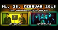 Astro Kit & Broken Ego -Live im Loop-