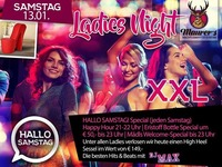 Ladies Night XXL@Maurer´s