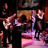 FLOW TO KLARIX LIVE @ CAFE CARINA