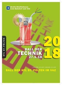 HTL Ball St.Pölten 2018