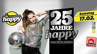 25 Jahre be happy