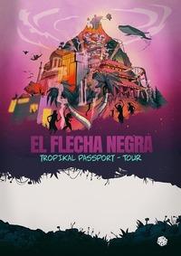 El Flecha Negra live in Wien@Fania Live