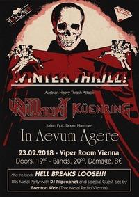 Winter Thrill * Wildhunt * Küenring * In Aevum Agere