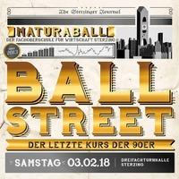 Maturaball: Ball Street - der letzte Kurs der 90er