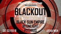 Mainframe Recordings LIVE pres Blackout Night