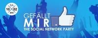 Gefällt MIR - the social network PARTY