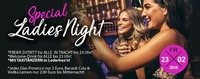 Special Ladies Night in Tracht