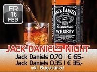 Jack Daniels Night@Partymaus Wörgl