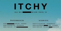 ITCHY • Rockhouse • Salzburg (AT)@Rockhouse