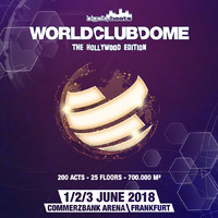 BigCityBeats WORLD CLUB DOME 2018 - The Hollywood Edition@Commerzbank-Arena
