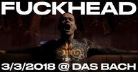 Fuckhead auf der Vinyl- & Music Festival 2018 After Party@dasBACH