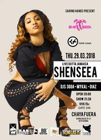 Shenseea live in Vienna