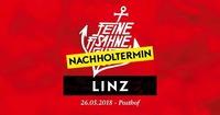 Feine Sahne Fischfilet Linz Posthof / Nachholtermin