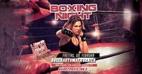 Boxing Night - Boxerautomat Turnier