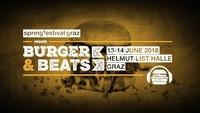 Burger&Beats at springfestival graz@Helmut-List-Halle