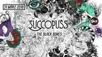 Succopuss & The Black Bones im GEI Musikclub, Timelkam