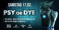 Psy or Dye